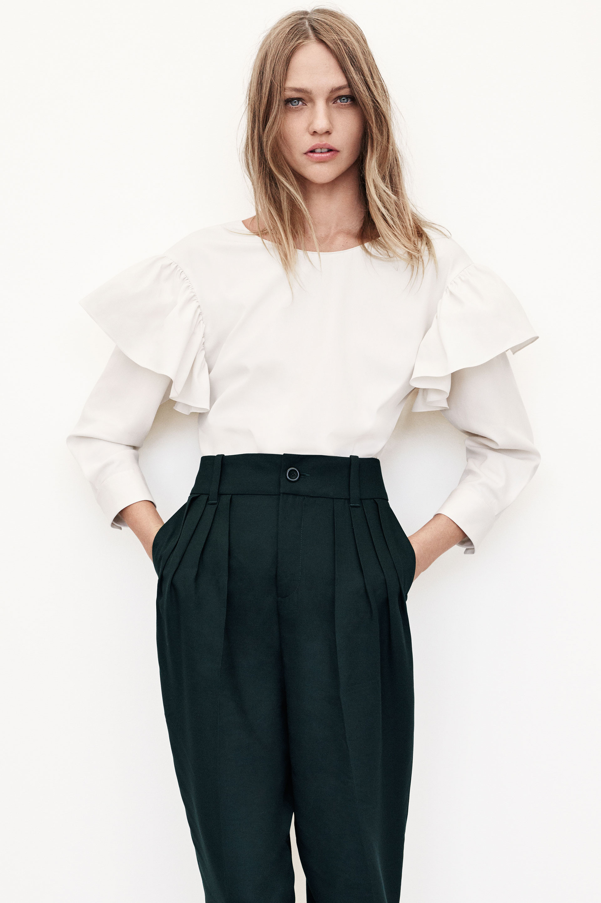 Sustainability Zara Revamps Join Life Sustainable Collection With Trend Driven Styles