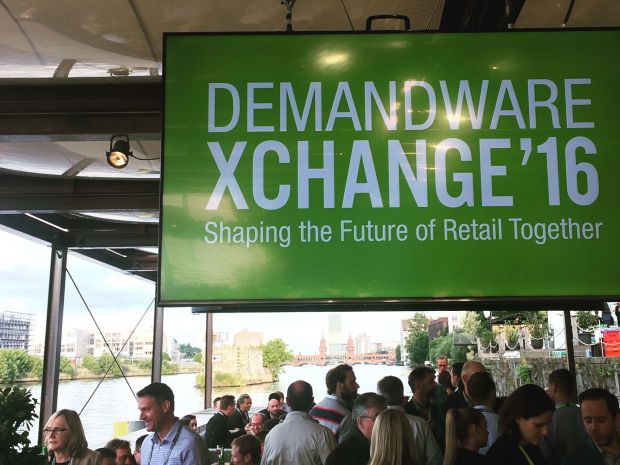 The Demandware XChange evening event at Spindler & Klatt