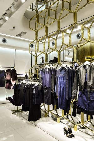 new Miss Sixty flagship store in london