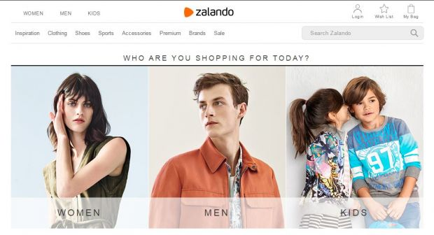 Zalando wants to make their shopping experience as personal as possible.