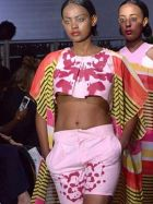 At a previous edition of Africa Sourcing and Fashion Week