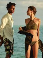 Abercrombie & Fitch summer campaign