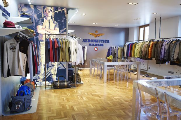 New showroom in Milan