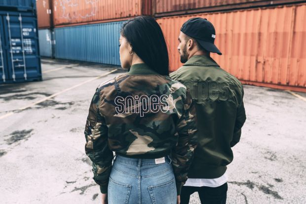 Alpha Industries X Snipes