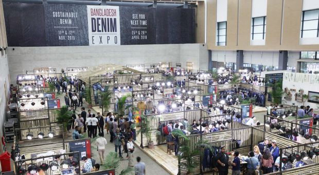 Bangladesh Denim Expo in November 2016