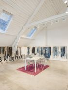 Brama showroom in Antwerp