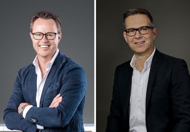 Christoph Rosa (left) will leave CBR Fashion Group at the end of 2016, Jesper Reisman (right) completes the management team with his new position as CECIL Managing Director.