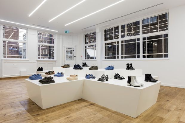 Lab store in London