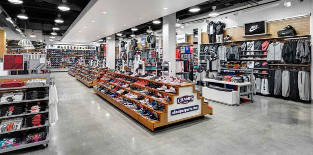e12075310ac Interview How Us Retailer Champs Sports Wants To Catch Their Consumers