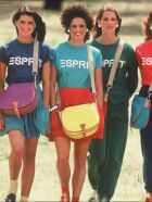 Coloful and fun: Esprit imagery from the archive