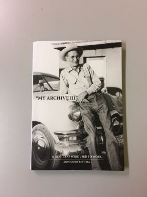 "Cover of ""My Archive III"""