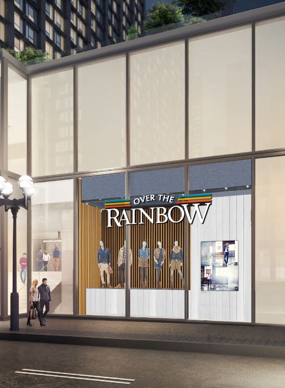 Denim retailer Over the Rainbow expands and opens new flagship