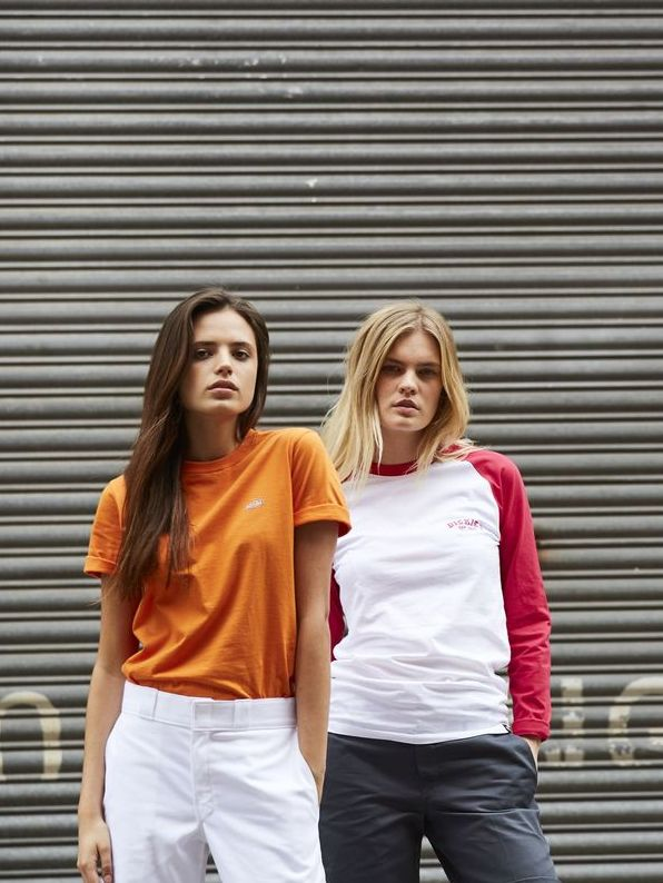 Dickies SS18 women's collection