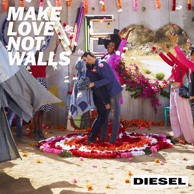 Diesel's current ad campaign