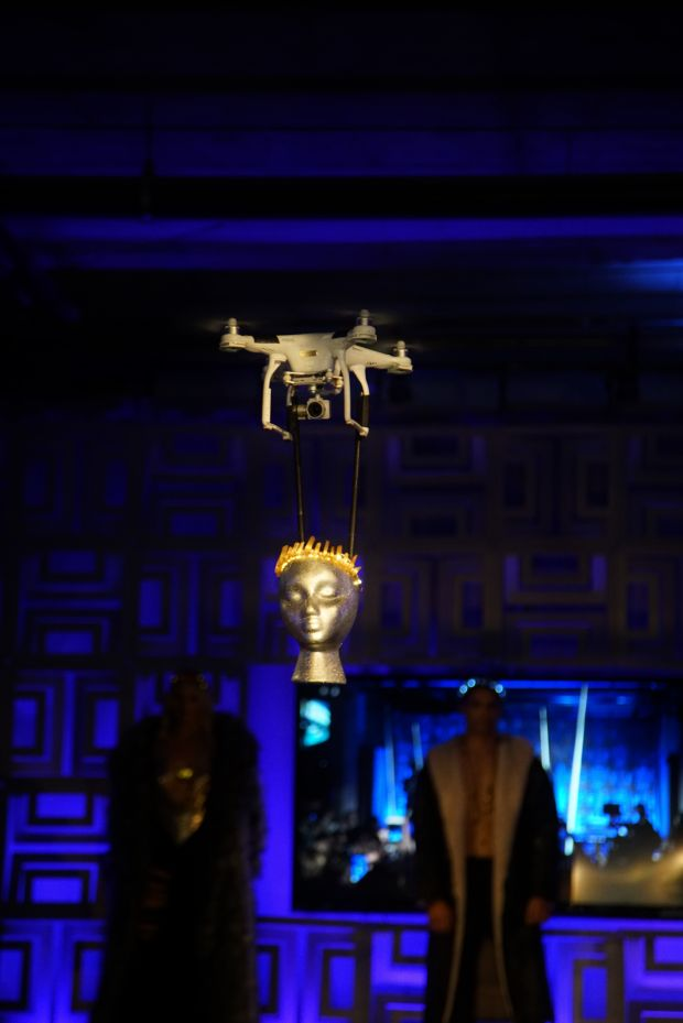 Betabrand Runway: Drone