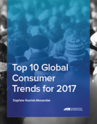 Survey about consumer trends
