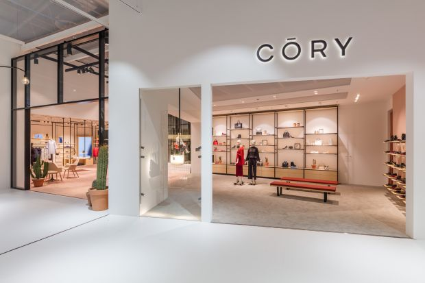 The Village; Cory store by Vizona, Vitra, Ansorg