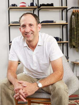 Evan Toporek, CEO Alternative Apparel
