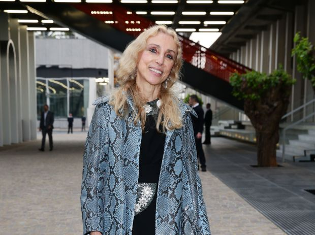 Franca Sozzani, Vogue Italy's longstanding editor-in-chief.