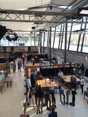 Catalyzer Area