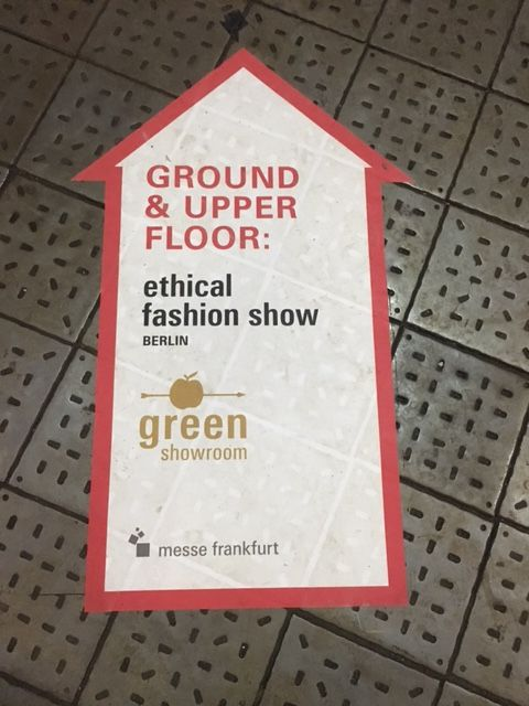 Greenshowroom and Ethical Fashion Show bet on vegan and natural
