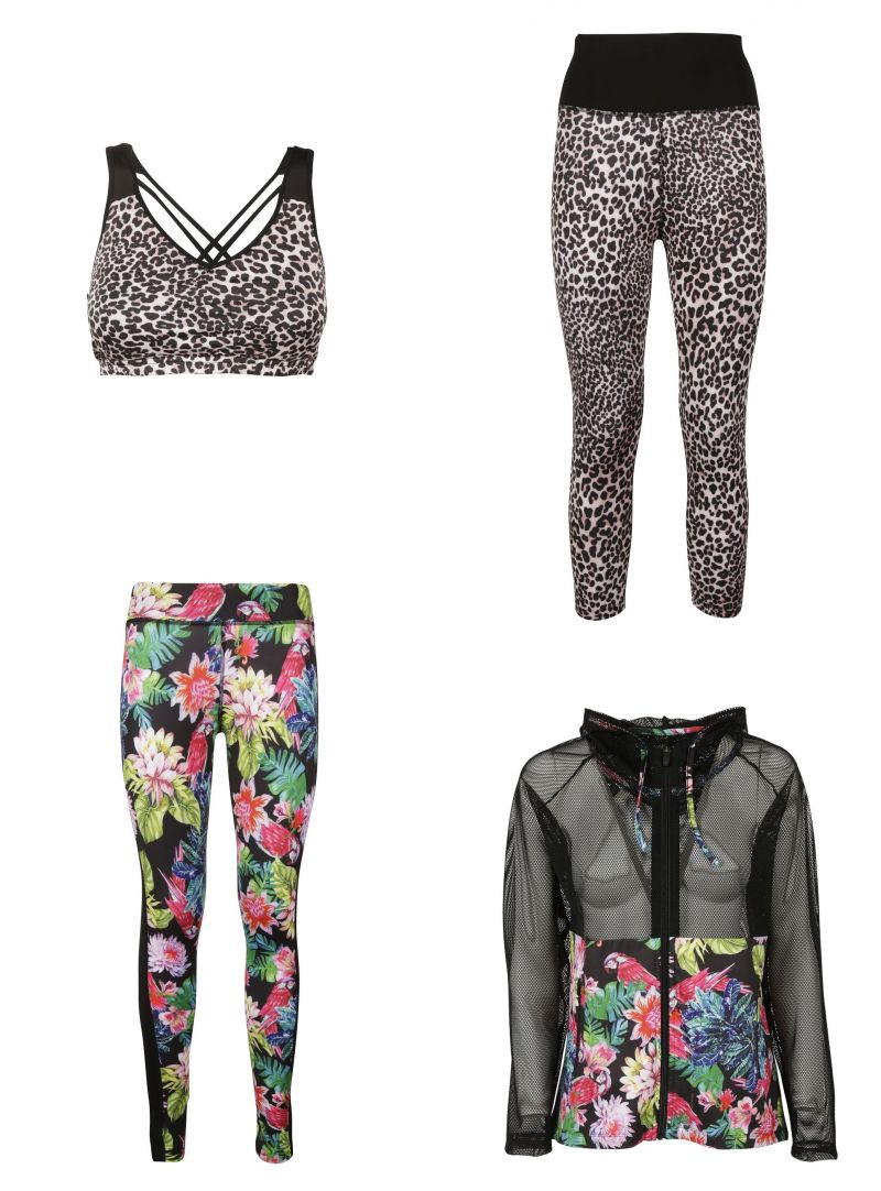 Guess Activewear: women's collection.