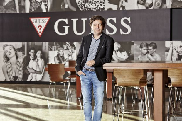 Victor Herrero, CEO of Guess?, Inc.