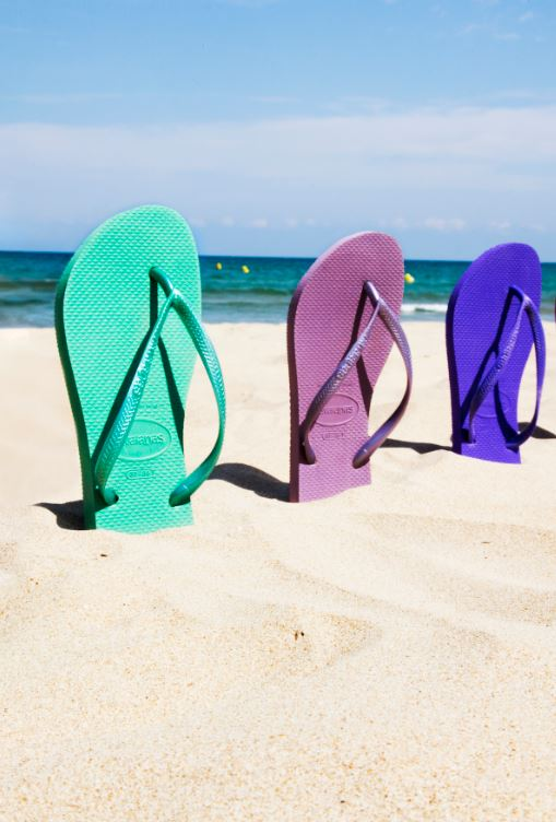 Havaianas is sold for US$1.1 bn