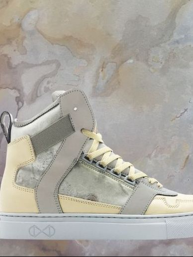 Have you ever seen sneakers made of stone?