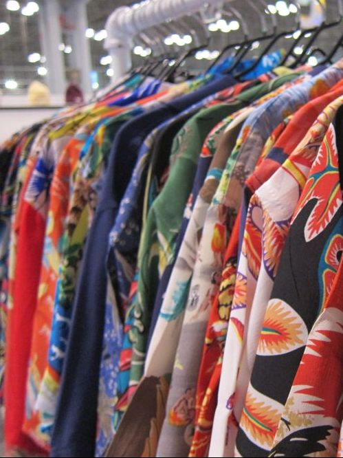 Hawaiian shirts by Avanti at Capsule New York