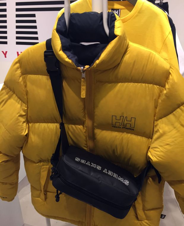 Helly Hansen x Sweet SKTBS