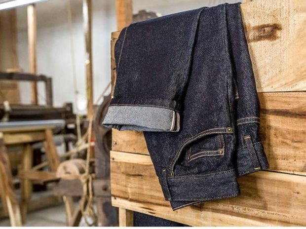 new Selvedge Jeans Project
