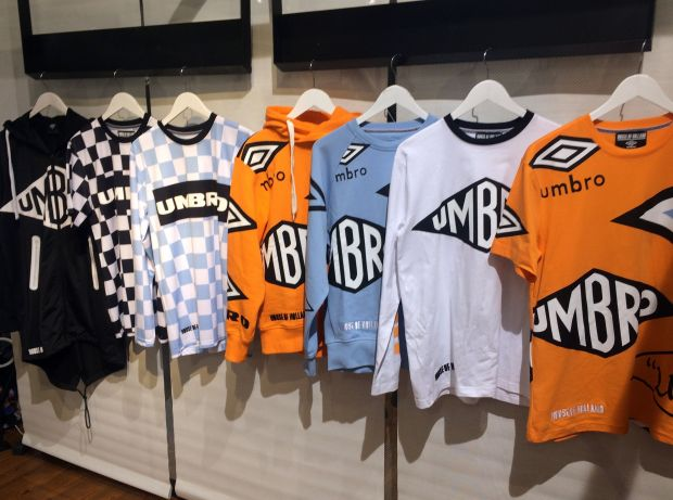 House of Holland x Umbro