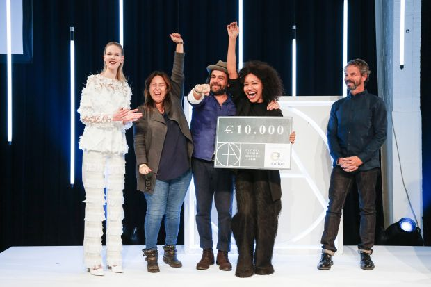 ITV Denim & Anbasja Blanken win the Global Denim Awards 2016