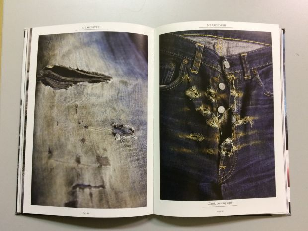 "Impressions from Di Battista's ""My Archive III"""