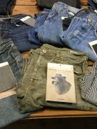 Italdenim treated with Kitosan