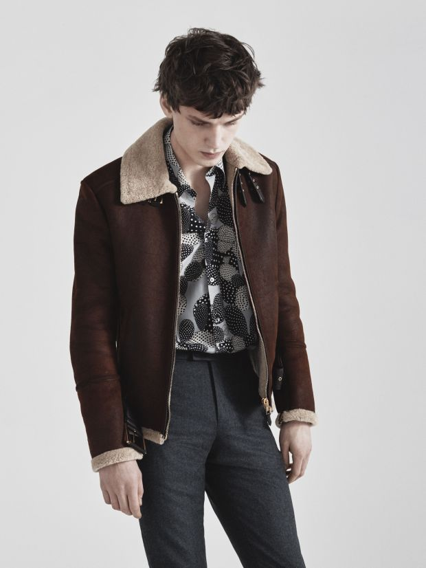 Jeffrey Rüdes FW17 look