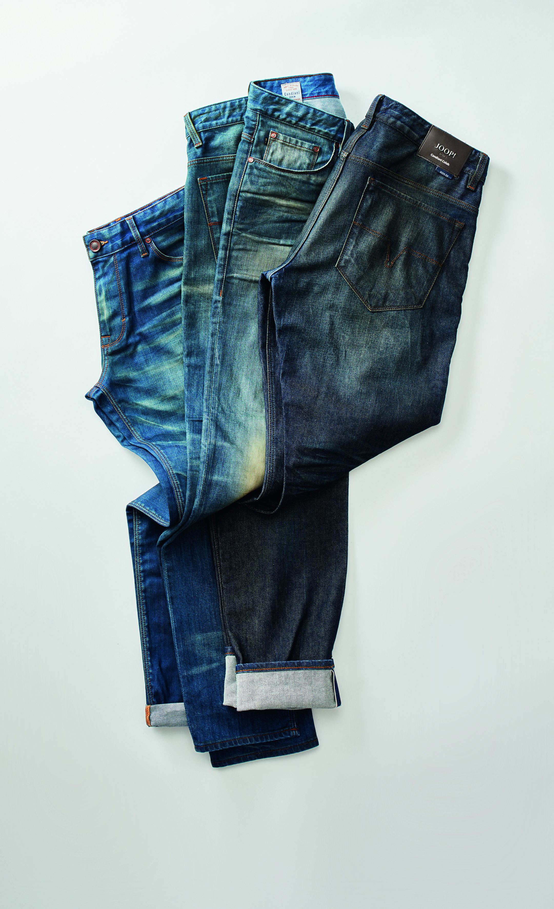 Joop! Jeans x Candiani