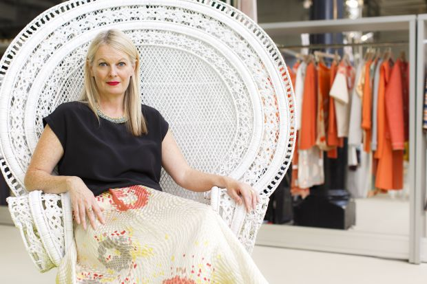 New managing director of Pure London, Julie Driscoll.