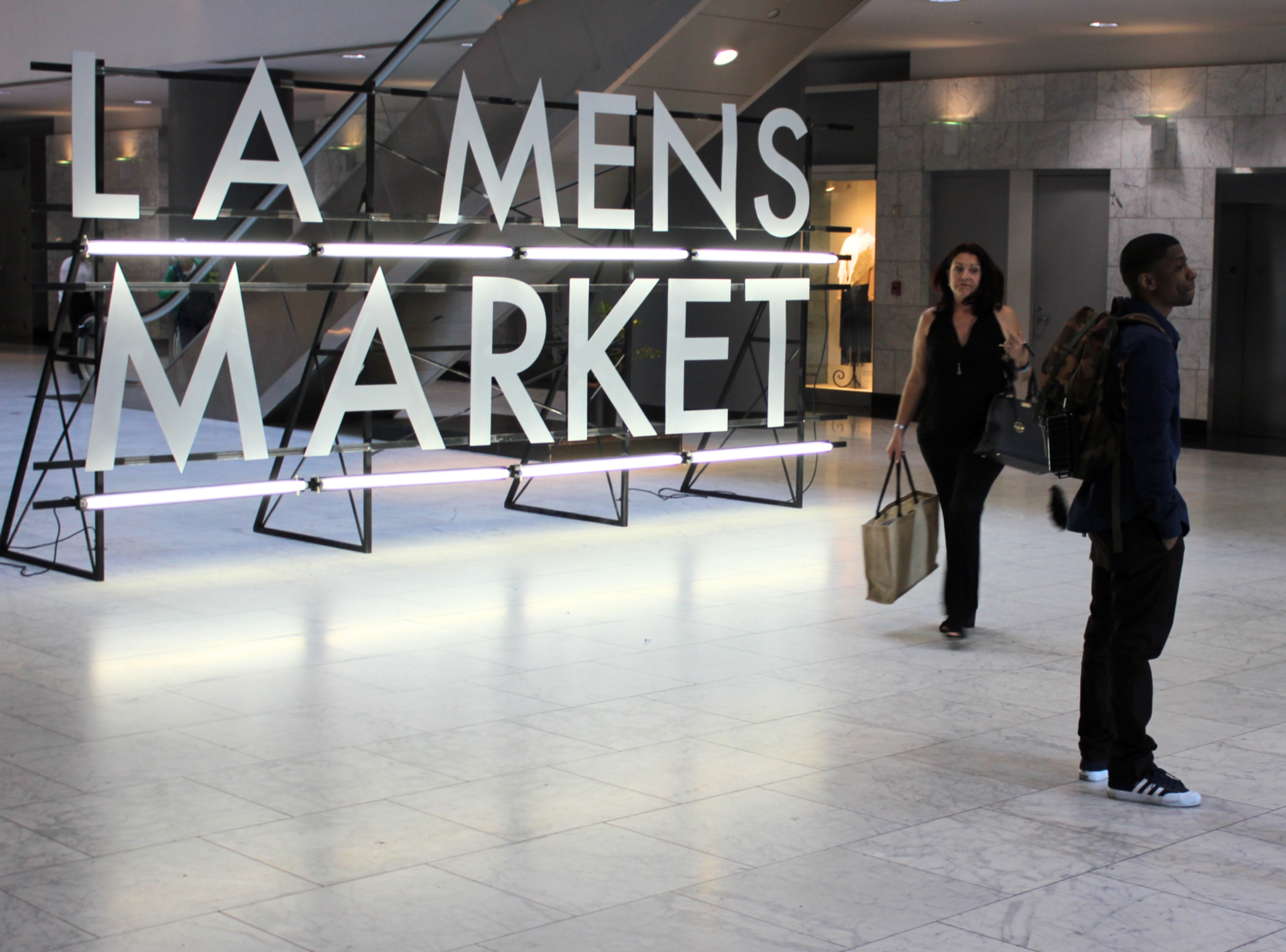 LA Men's Market is a Show All Its Own