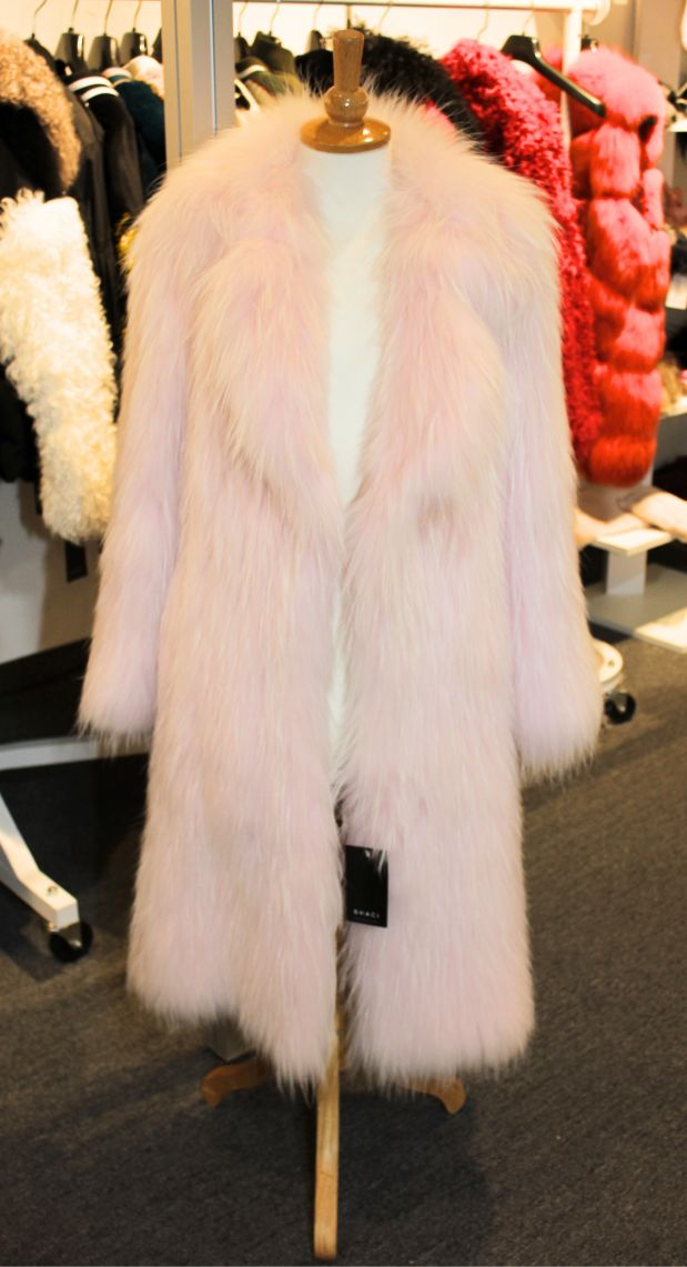 Fur at Select Emerge show
