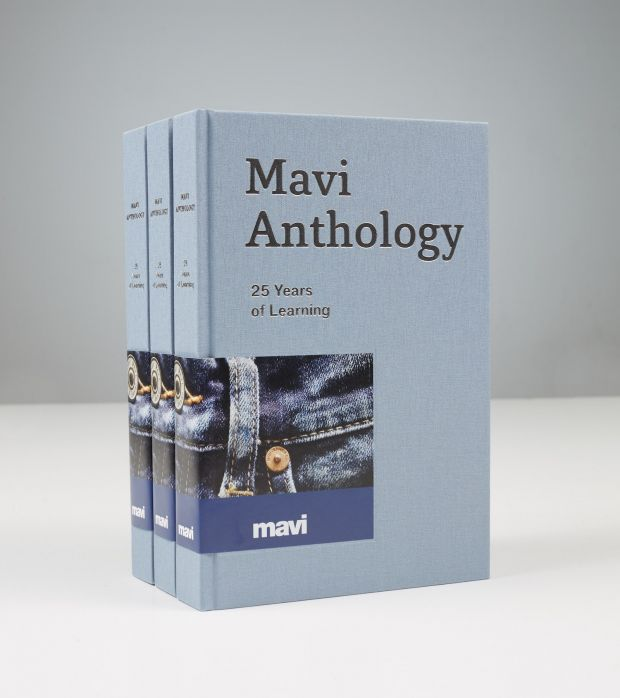 Mavi Anthology