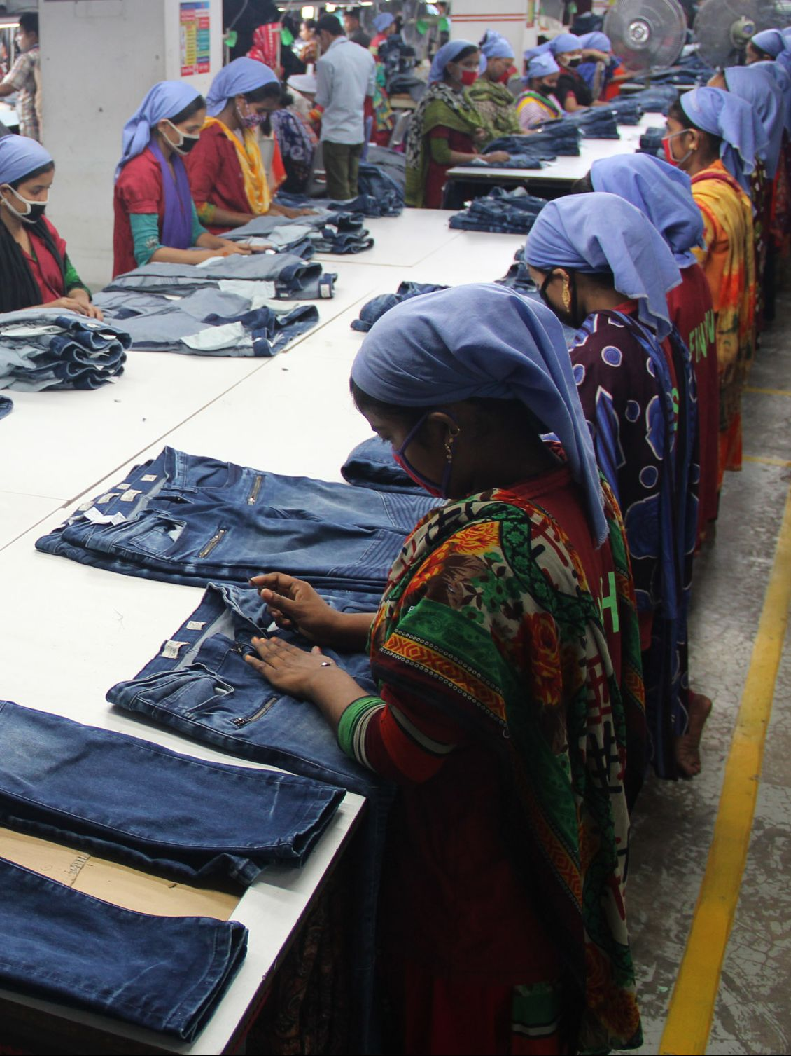 Leading fashion brands sign new Bangladesh Accord on Fire and Building Safety