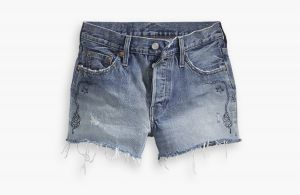 Shorts from the Levi's 501 celebratino collection