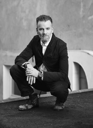 Liam Maher is Ecco's new vice president global creative director