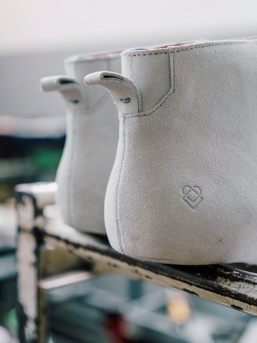 Liebeskind Berlin shoe production in Porto, Portugal
