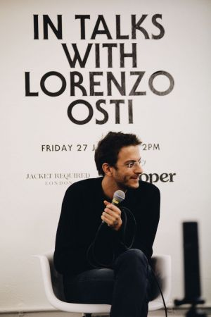 Lorenzo Osti at Jacket Required