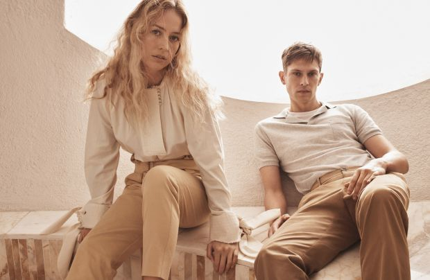 Mango Committed Campaign with Raquel Zimmermann & Mathias Lauridsen