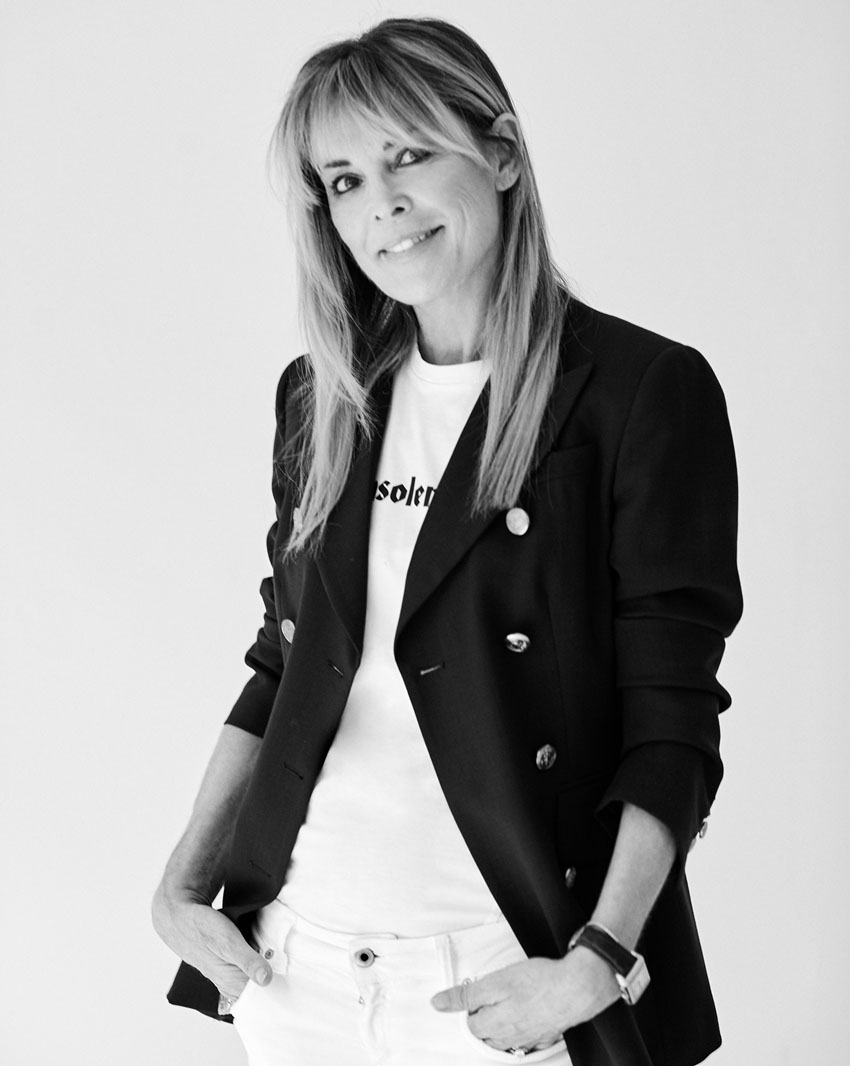 Manuela Mariotti leaves Dondup