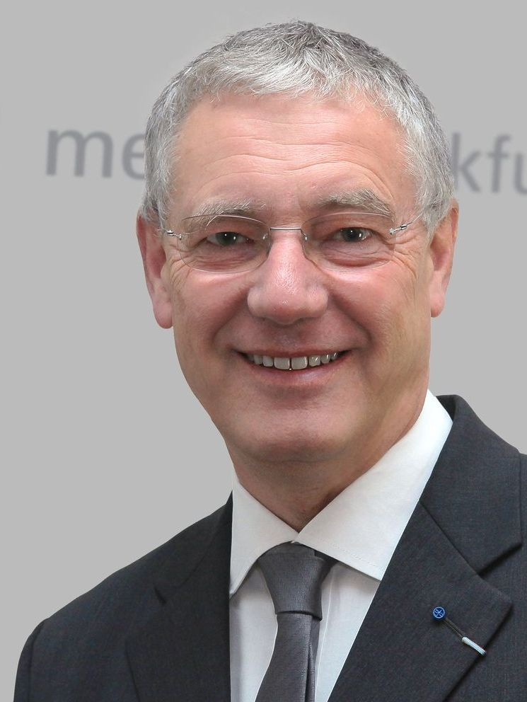 Michael Scherpe, president of Messe Frankfurt France
